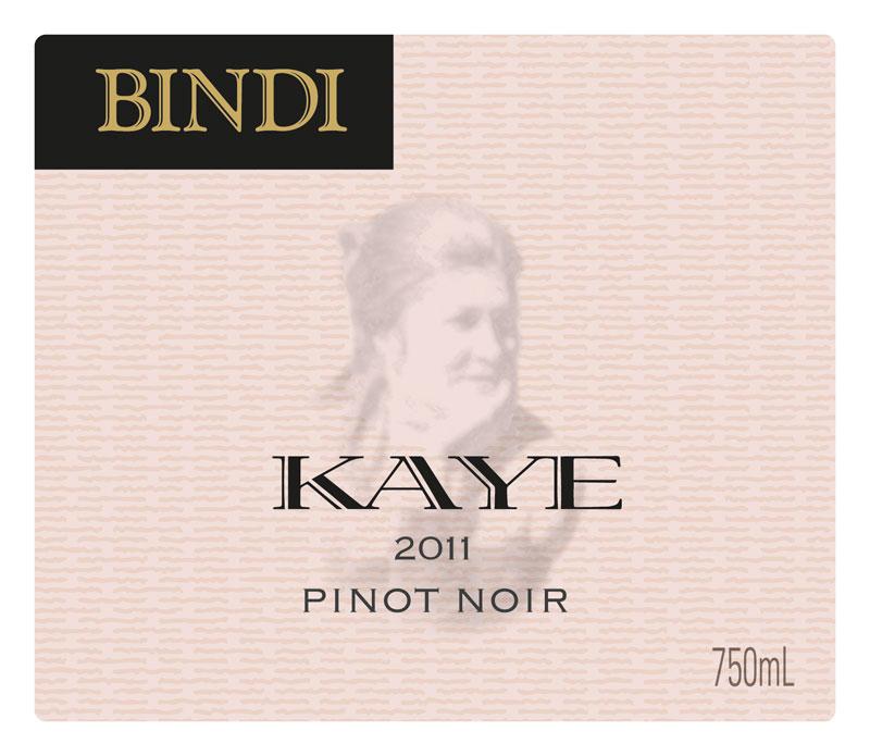 Bindi Kaye Pinot Noir