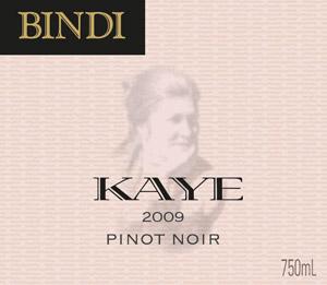Kaye Pinot Noir