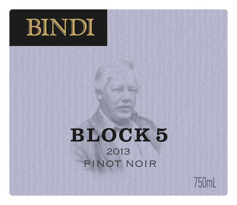 BINDI Block 5 Pinot Noir