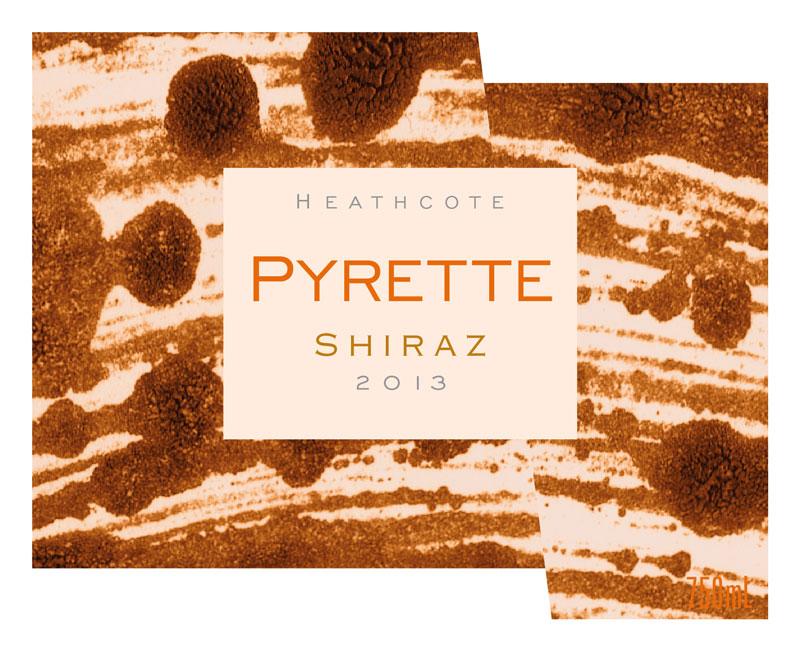 Pyrette Heathcote Shiraz